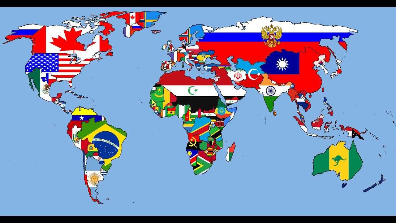 The World Map (Visitors)